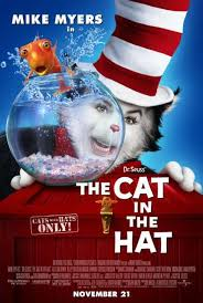dr seuss cat in the hat movie