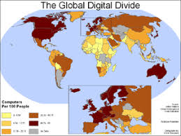 geographical divide