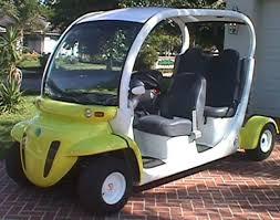 gem golf car