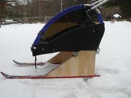 country ski