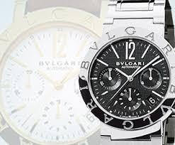 bvlgari chronograph watch