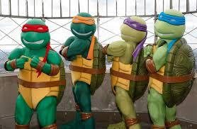 ninja turtles michaelangelo