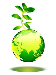 earth going green