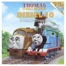 thomas tank diesel 10