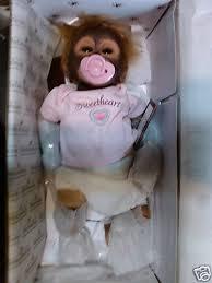monkey baby dolls