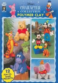 disney clay