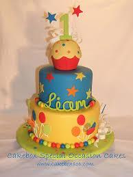 girls first birthday cakes