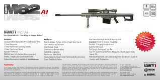 m82 airsoft sniper rifle