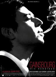 serge gainsbourg poster