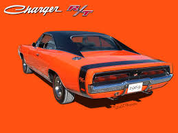 1969 dodge charger wallpapers