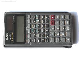 casio calculator fx