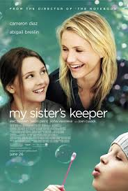 my sisters keeper poster