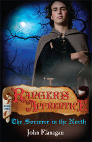 rangers apprentice sorcerer of the north