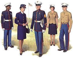navy dress blues uniform