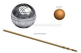 petanque boule