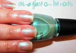 china glaze set