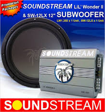 sound stream amplifier