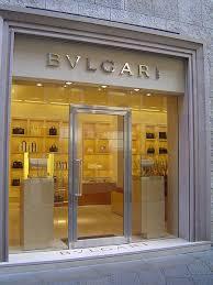 bulgari shops