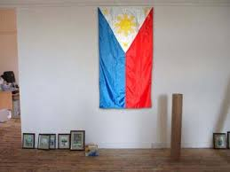 philippine flag vertical