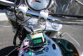 motorcycle control