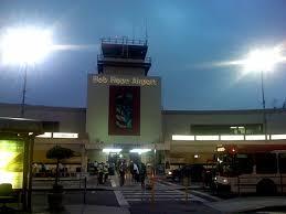 aviation hangar