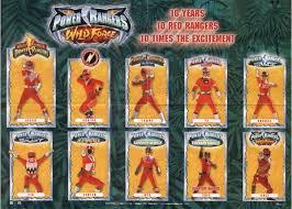 power rangers the ultimate rangers