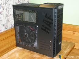 cooler master haf 932 black