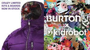 burton designs