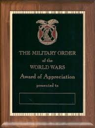 plaques of appreciation