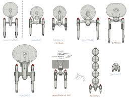 new star trek ships