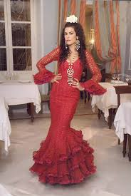 flamenco dress costume