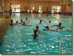 clase natacion