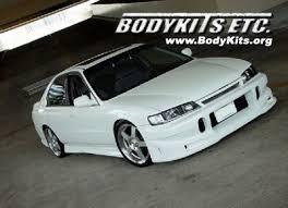 97 honda accord body kits