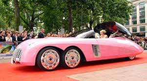 lady penelope car