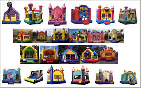bounce house pictures