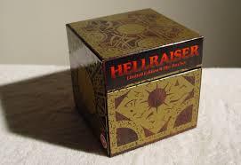hellraiser boxed set