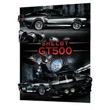 shelby gt 500 posters
