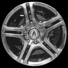 acura wheel