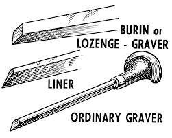 gravers