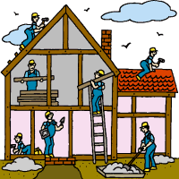 clip art construction