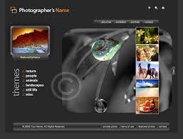 art website template