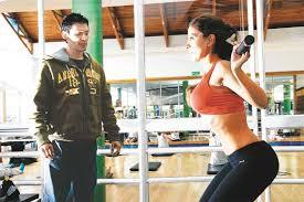 ejercicio gimnasio