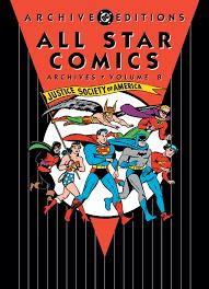 all star comics 8