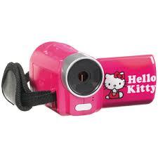 hello kitty video camera