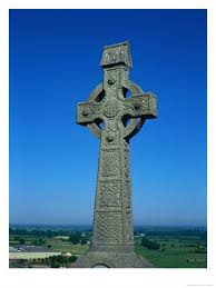 ireland celtic cross