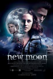 new moon poster twilight