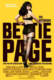 bettie page movie