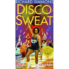 richard simmons disco sweat