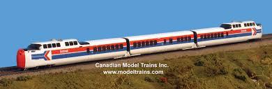 amtrak turbo train