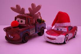 disney cars christmas